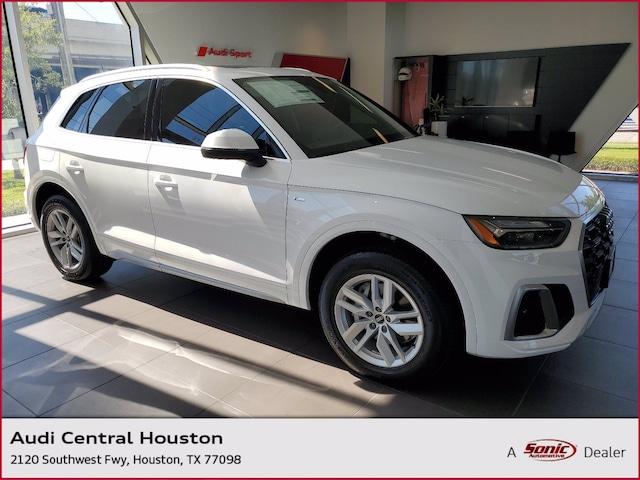 New 2022 Audi Q5 45 S line Premium SUV for sale in Houston