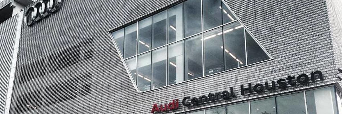 Audi Central Houston >> Why Buy At Audi Central Houston Audi Central Houston