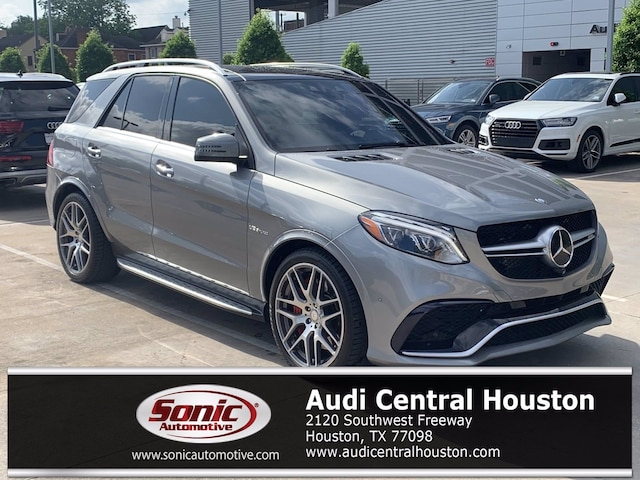 Used 2016 Mercedes-Benz AMG GLE AMG GLE 63 S SUV for sale in Houston