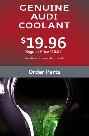 Genuine Audi Coolant