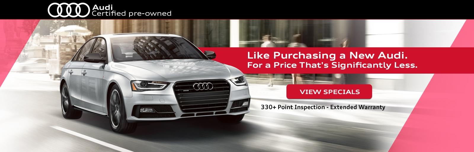 Audi Central Houston Audi Dealership In Houston TX - Audi certified pre owned warranty review