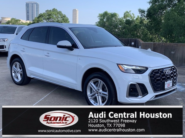 New 2021 Audi Q5 e 55 Prestige SUV for sale in Houston