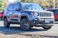 New 2018 Jeep Renegade ALTITUDE 4X4 Sport Utility in Vallejo, CA