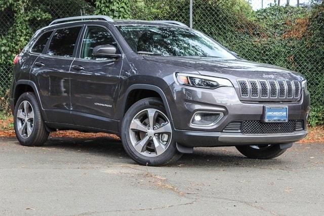 New 2019 Jeep Cherokee LIMITED 4X4 Sport Utility Vallejo, California