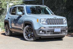New 2018 Jeep Renegade ALTITUDE 4X2 Sport Utility in Vallejo, CA