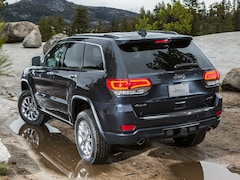 New 2018 Jeep Grand Cherokee HIGH ALTITUDE 4X4 Sport Utility in Vallejo, CA