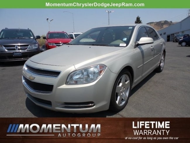 Used 2010 Chevrolet Malibu LT w/2LT Sedan in Vallejo