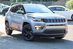 New 2018 Jeep Compass ALTITUDE 4X4 Sport Utility in Vallejo, CA