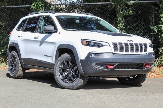New 2019 Jeep Cherokee TRAILHAWK ELITE 4X4 Sport Utility Vallejo, California