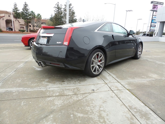 Used 2015 Cadillac Cts V For Sale Fairfield Ca Stock Ji70017a