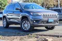 New 2019 Jeep Cherokee LATITUDE PLUS 4X4 Sport Utility in Vallejo, CA