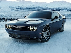 New 2018 Dodge Challenger GT ALL-WHEEL DRIVE Coupe in Vallejo, CA