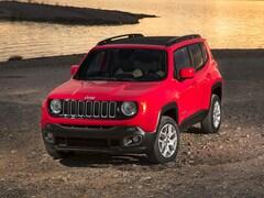 New 2018 Jeep Renegade ALTITUDE 4X2 Sport Utility in Vallejo, CA