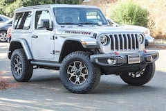New 2018 Jeep Wrangler RUBICON 4X4 Sport Utility in Vallejo, CA