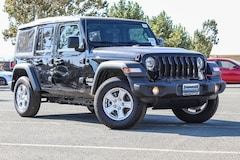 New 2018 Jeep Wrangler UNLIMITED SPORT S 4X4 Sport Utility in Fairfield