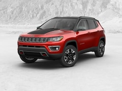 New 2017 Jeep Compass TRAILHAWK 4X4 Sport Utility in Fairfield
