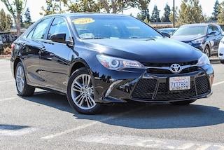 Used 2017 Toyota Camry Sedan for sale in Vallejo, CA at Momentum Kia