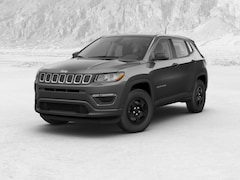 New 2017 Jeep New Compass Sport FWD SUV in Fairfield