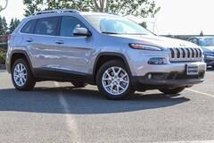 New 2018 Jeep Cherokee LATITUDE PLUS FWD Sport Utility in Fairfield