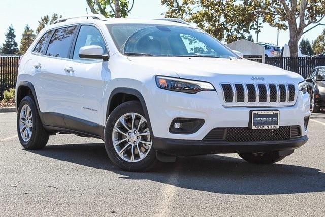 New 2019 Jeep Cherokee LATITUDE PLUS FWD Sport Utility For Sale Vallejo, California