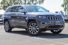 New 2018 Jeep Grand Cherokee LIMITED 4X4 Sport Utility in Fairfield