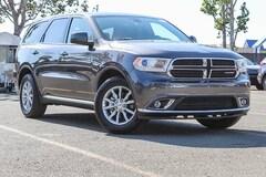 New 2018 Dodge Durango SXT RWD Sport Utility in Fairfield