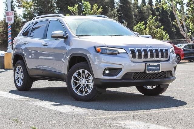 New 2019 Jeep Cherokee LATITUDE PLUS 4X4 Sport Utility For Sale Vallejo, California