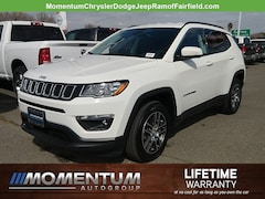 New 2018 Jeep Compass LATITUDE FWD Sport Utility in Fairfield