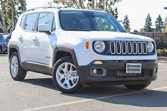 New 2018 Jeep Renegade LATITUDE 4X2 Sport Utility in Fairfield