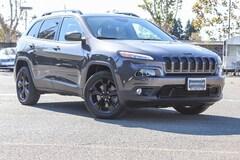 New 2018 Jeep Cherokee LATITUDE FWD Sport Utility in Fairfield