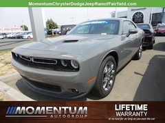 New 2017 Dodge Challenger GT ALL-WHEEL DRIVE Coupe in Fairfield
