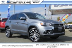 New 2018 Mitsubishi Outlander Sport 2.0 ES CUV in Fairfield, CA