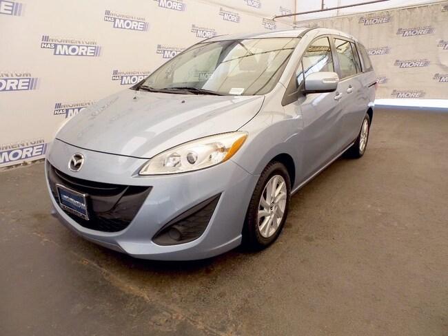 Used 2013 Mazda Mazda5 Sport Wagon in Vallejo