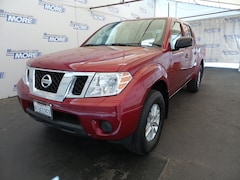 Used 2017 Nissan Frontier SV Truck Crew Cab in Fairfield