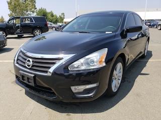 Used 2013 Nissan Altima 2.5 SV Sedan for sale in Vallejo, CA at Momentum Kia
