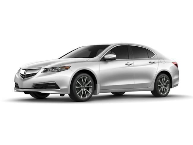 Used 2015 Acura TLX TLX 3.5 V-6 9-AT SH-AWD with Technology Package Sedan for sale in Fairfield