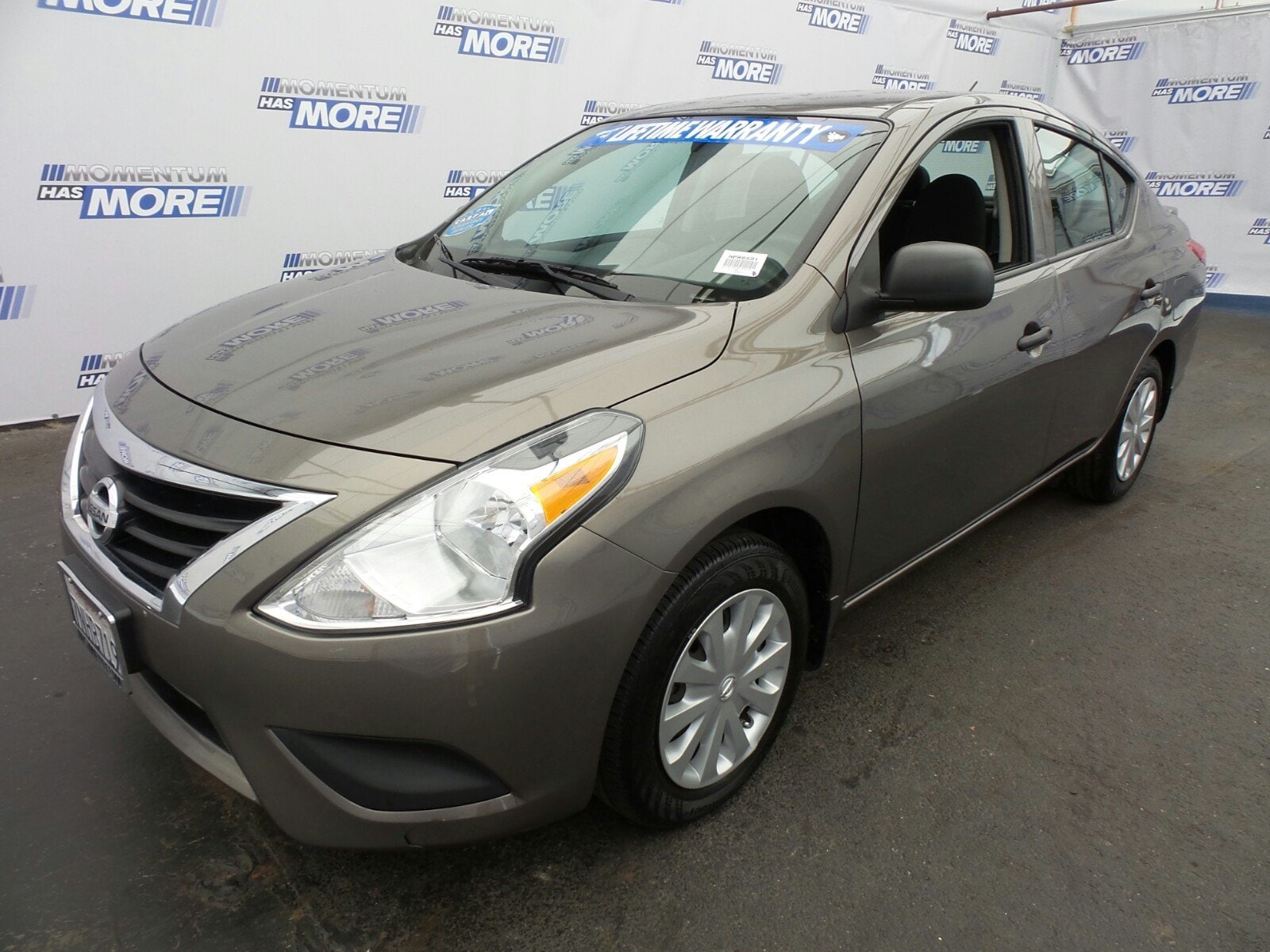 used 2015 Nissan Versa S for sale in Fairfield, CA
