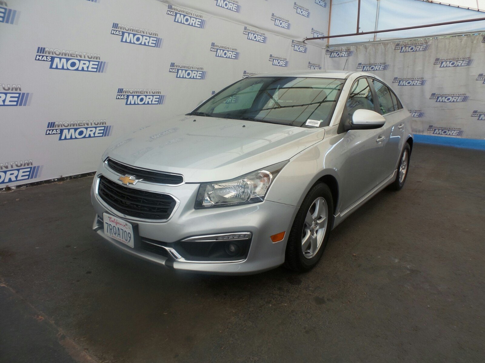 Used 2016 Chevrolet Cruze Limited For Sale in Fairfield CA