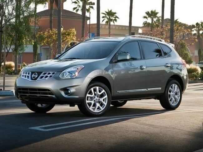 Used 2012 Nissan Rogue SV w/SL Pkg (CVT) SUV for sale in Fairfield CA