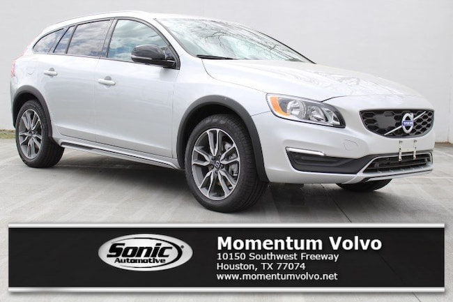 New 2018 Volvo V60 Cross Country T5 AWD Wagon for sale in Houston, TX