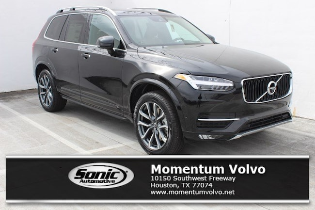 New 2019 Volvo XC90 T6 Momentum SUV for sale in Houston, TX