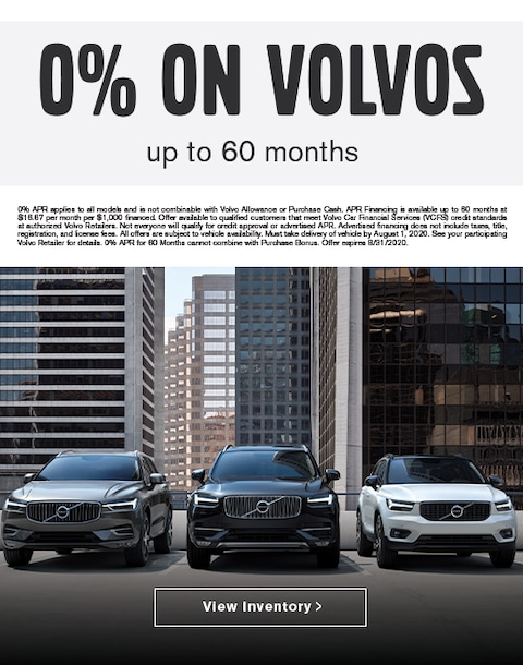 0% for up to 60 months
