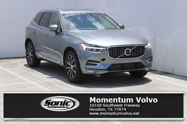 New 2018 Volvo XC60 T5 AWD Inscription SUV for sale in Houston, TX