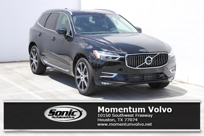 New 2018 Volvo XC60 T6 AWD Inscription SUV for sale in Houston, TX
