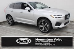 New 2019 Volvo XC60 T5 R-Design SUV for sale in Houston, TX