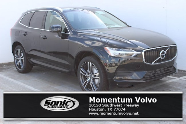 New 2019 Volvo XC60 T5 Momentum SUV for sale in Houston, TX