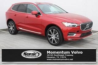 New 2019 Volvo XC60 T5 Inscription SUV for sale in Houston, TX