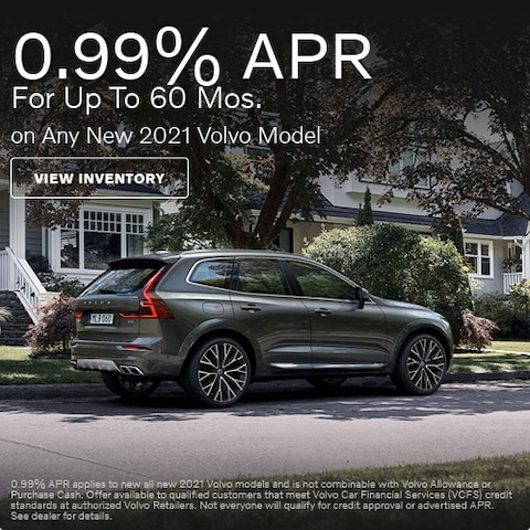 0.99% APR For Up To 60 Mos.