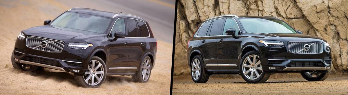 Compare 2020 vs. 2019 Volvo XC90   Houston TX