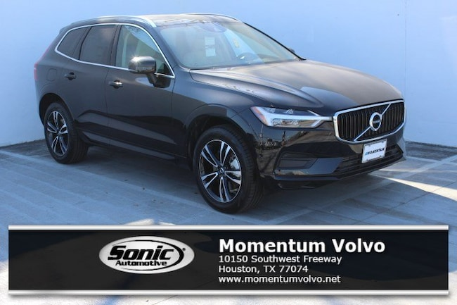 New 2018 Volvo XC60 T6 AWD Momentum SUV for sale in Houston, TX
